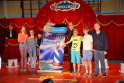Geweldige Circus voorstelling door de basisschool het Noorderlicht in Eemnes!
