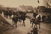 Jonge Boerenbond te paard