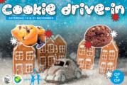 """""""Cookie drive-in"""" aan de Wakkerendijk"""